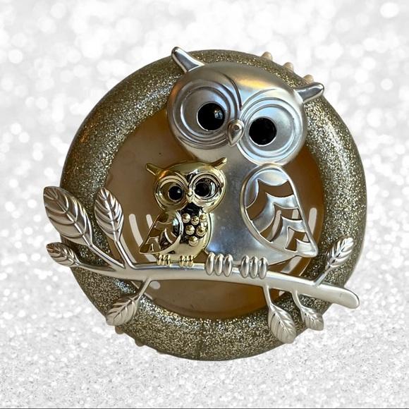 Bath & Body Works Owl Vent Clip Fragrance Holder